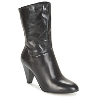 Shoes Women Boots André FEVER Black