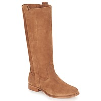 Shoes Women Boots André THEE Brown