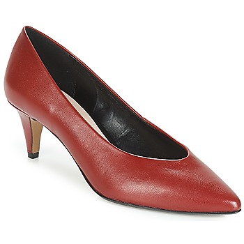 Shoes Women Court shoes André FREEDOM Red
