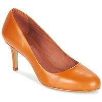 Shoes Women Court shoes André FLAVIE Yellow