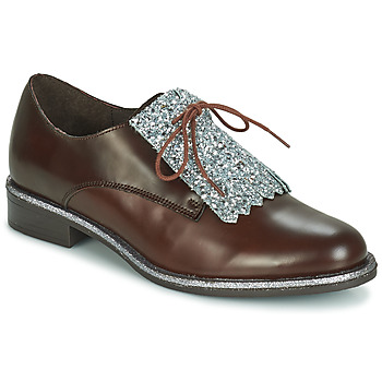 Shoes Women Derby shoes André FATOU Brown