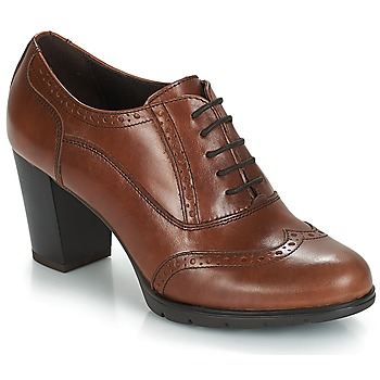 Shoes Women Derby shoes André CAPITAINE Brown