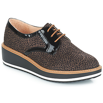 Shoes Women Derby shoes André CHICAGO Brown