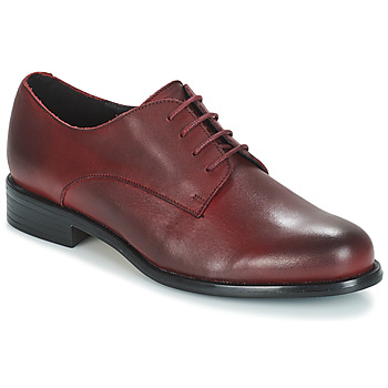 Shoes Women Derby shoes André LOUKOUM Red
