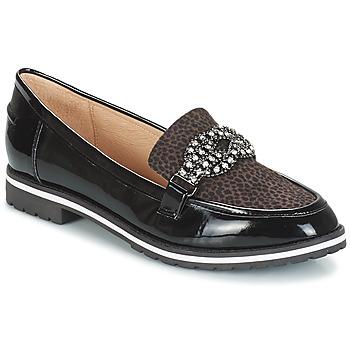 Shoes Women Loafers André AMETHYSTE Black