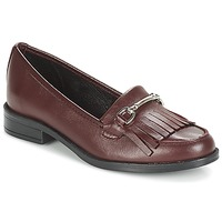 Shoes Women Loafers André TYRI Bordeaux
