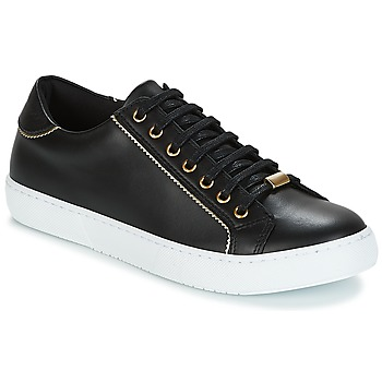 Shoes Women Low top trainers André BERKELITA Black