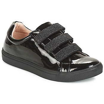 Shoes Women Low top trainers André THYMUS Black