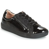 Shoes Women Low top trainers André THYMIE Black