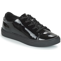 Shoes Women Low top trainers André AGARI Black