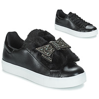 Shoes Women Low top trainers André TELAMONE Black