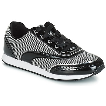 Shoes Women Low top trainers André ACCOT Black
