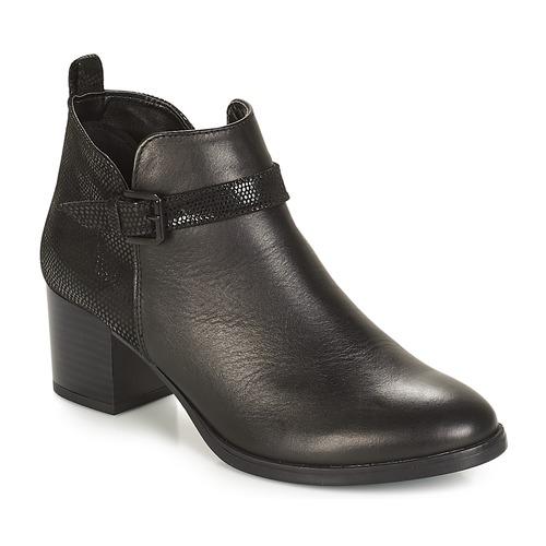 Shoes Women Mid boots André PATTY 3 Black