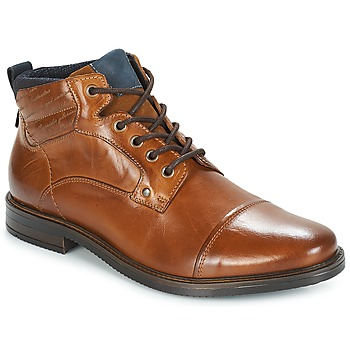 Shoes Men Mid boots André VERON Brown