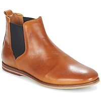 Shoes Men Mid boots André HOVEL Brown
