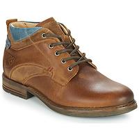 Shoes Men Mid boots André RANGER Brown