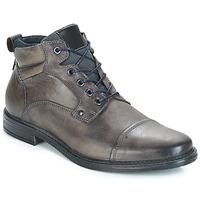 Shoes Men Mid boots André VERON Grey