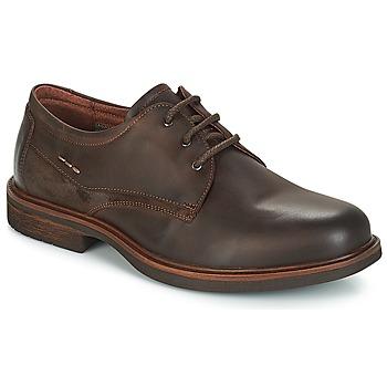 Shoes Men Derby shoes André TIVOLI Brown