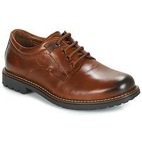 Shoes Men Derby shoes André BOULON Brown