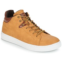 Shoes Men High top trainers André SPORTIF Brown