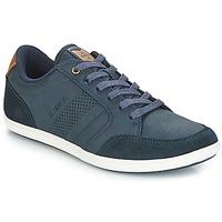 Shoes Men Low top trainers André MYCONOS Marine