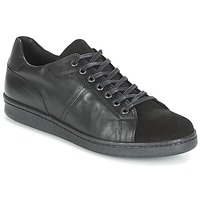 Shoes Men Low top trainers André AURELIEN Black