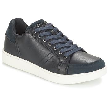 Shoes Men Low top trainers André BELFAST Marine