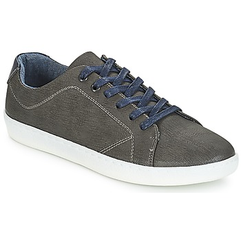 Shoes Men Low top trainers André TANGON Grey