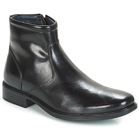 Shoes Men Mid boots André BOULE Black