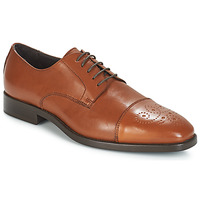 Shoes Men Derby shoes André DRESS Brown