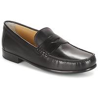 Shoes Men Loafers André BUREAU Black