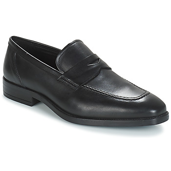 Shoes Men Loafers André MOC Black