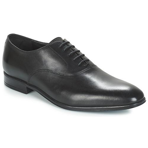 Shoes Men Brogue shoes André PALERMO Black