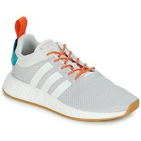 Shoes Low top trainers adidas Originals NMD R2 SUMMER Grey