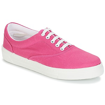 Shoes Women Low top trainers André BRITNEY Pink