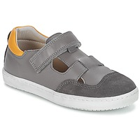 Shoes Boy Sandals André LES COMETES Grey
