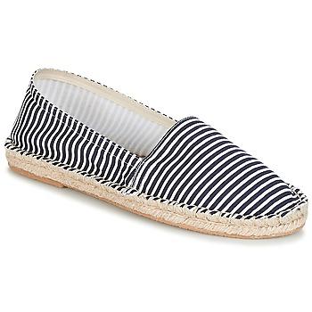 Shoes Women Espadrilles André JAMAIQUE Striped / Blue