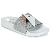 Shoes Women Sandals André SWIMMING Silver