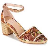 Shoes Women Sandals André JAKARTA Multicoloured