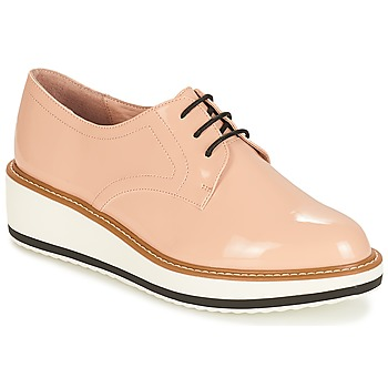 Shoes Women Derby shoes André CHICAGO Beige