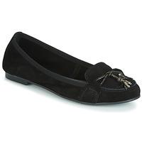 Shoes Women Ballerinas André COQUETTE Black