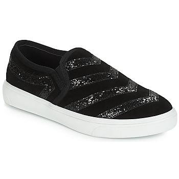 Shoes Women Slip ons André LOUXOR Black