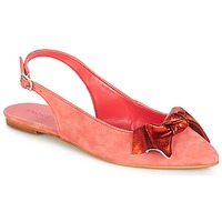Shoes Women Ballerinas André LARABEL Pink
