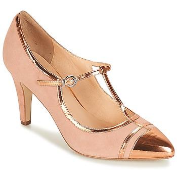 Shoes Women Court shoes André LORETTE Pink