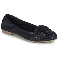 Shoes Women Loafers André COQUETTE Marine