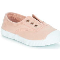 Shoes Girl Slip ons André LES VACANCES Pink