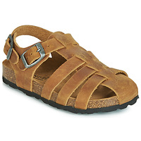 Shoes Girl Sandals André TOTEM Camel