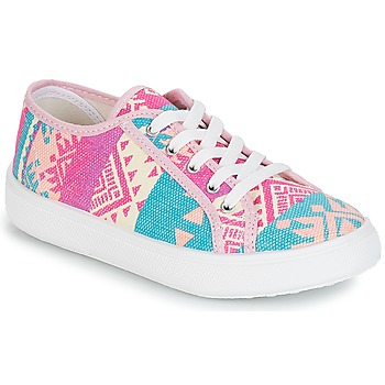 Shoes Girl Low top trainers André YOKO Multicoloured