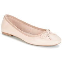 Shoes Women Ballerinas André PIETRA Beige