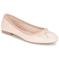 Shoes Women Ballerinas André PIETRA Beige